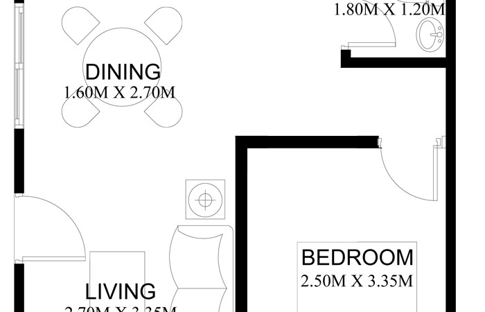 pinoy houseplans 2014001 floor plan 700x450