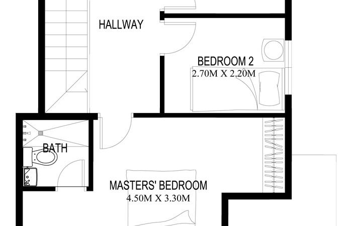 pinoy-houseplans-2014003-second-floor-plan