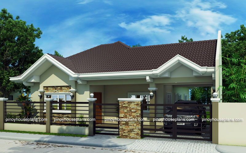 Pinoy House Plans Series 2015014