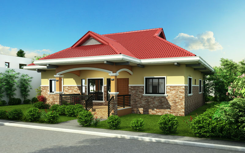 Php 2015013 pinoy house plans