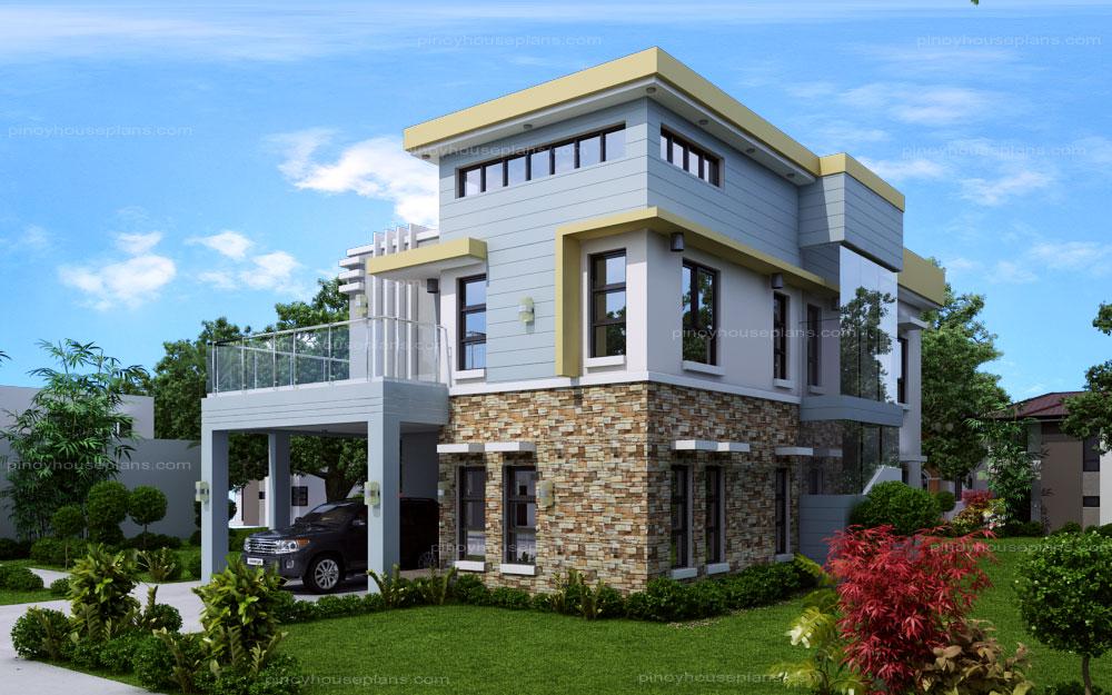 Bernardino 5 Bedroom House Plan Php 2016025 2s Pinoy