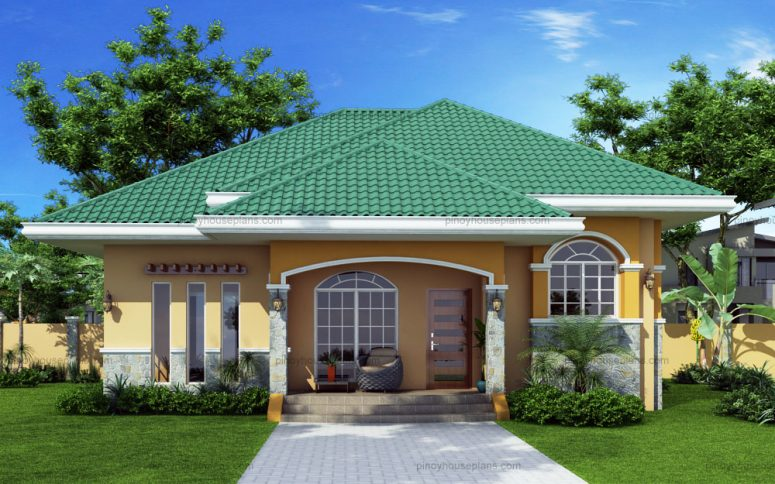 marcela elevated bungalow house plan php 2016026 1s