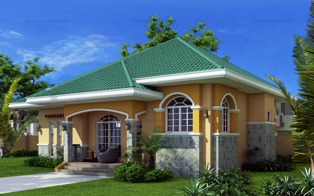 Marcela   Elevated Bungalow House Plan  PHP    S    Pinoy    Marcela   Elevated Bungalow House Plan  PHP    S   Previous  Next