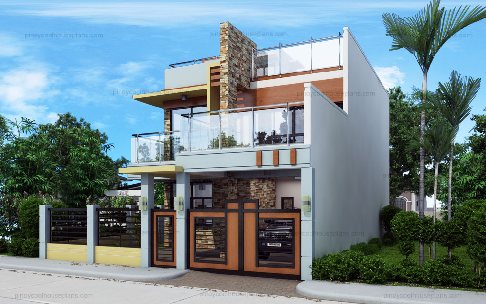 Fabulous Celestino 4 Bedroom House Plan Pinoy House Plans Download Free Architecture Designs Meptaeticmadebymaigaardcom