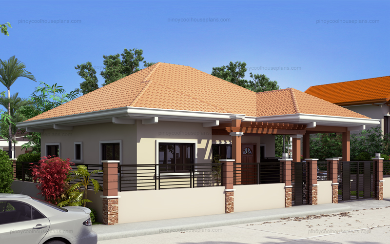 Ramirez contemporary filipino residence pinoy house plans for Home plans with photos