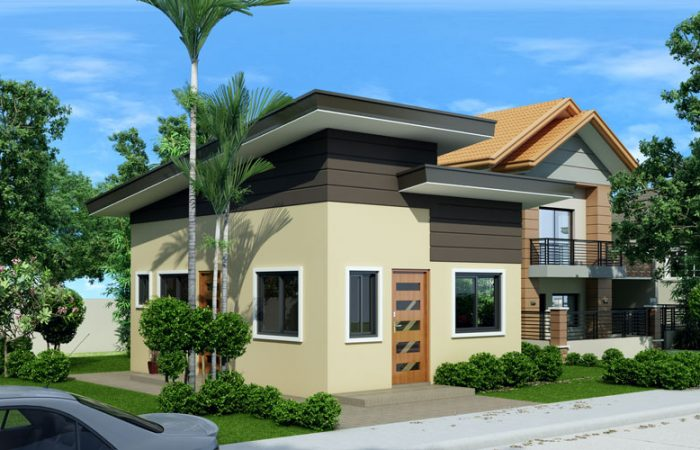 One storey Dream House plan