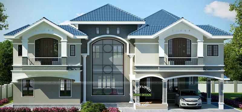 Attractive Duplex House Plans1