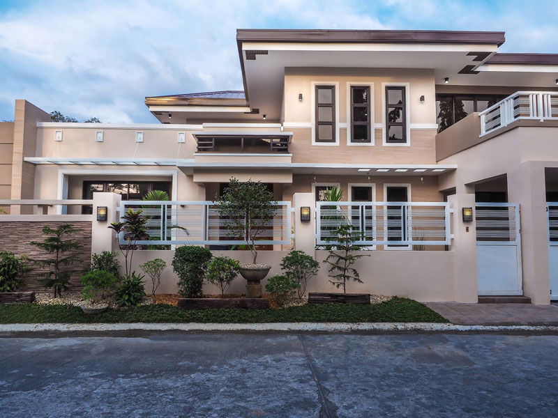 Luxury Two Story House-6 - Pinoy House Plans on bungalows home plans, cottages home plans, semi-detached home plans, 1.5 storey home plans, one car garage home plans, brick home plans, duplex home plans, white home plans, custom home plans, side-split home plans, double home plans, townhouse home plans, two-story home plans,