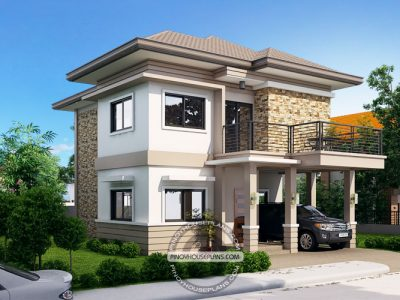 Pinoy house plans plan your house with us for 120 sqm modern house design