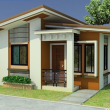 small house design with interior concepts - Small House Design 2