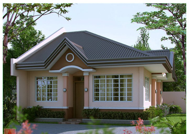 28 amazing images of bungalow houses in the philippines for Affordable house design philippines