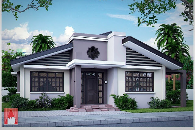 Home Designing A White And Wood House For A Stylish Family as well 0f89f6f592fa73b2 Modern House Design In Philippines Philippine Bungalow House Design moreover Brownstone Floorplans also 28 Amazing Images Of Bungalow Houses In The Philippines as well Narrow Block. on modern contemporary single story house plans