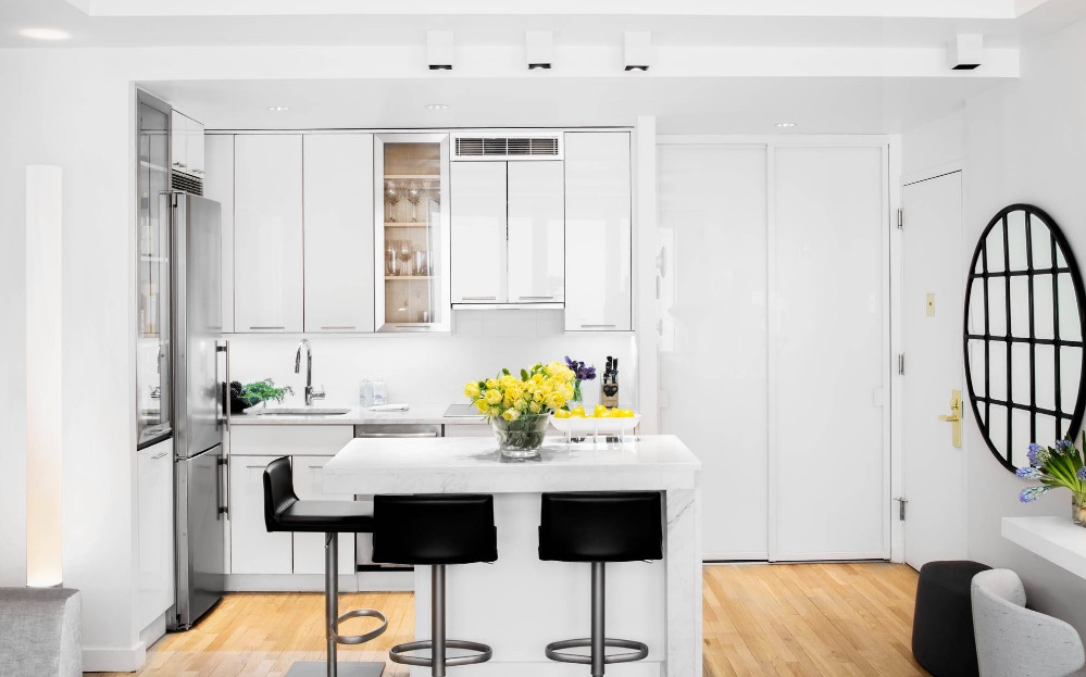 How A Small Kitchen Space Can Work For You