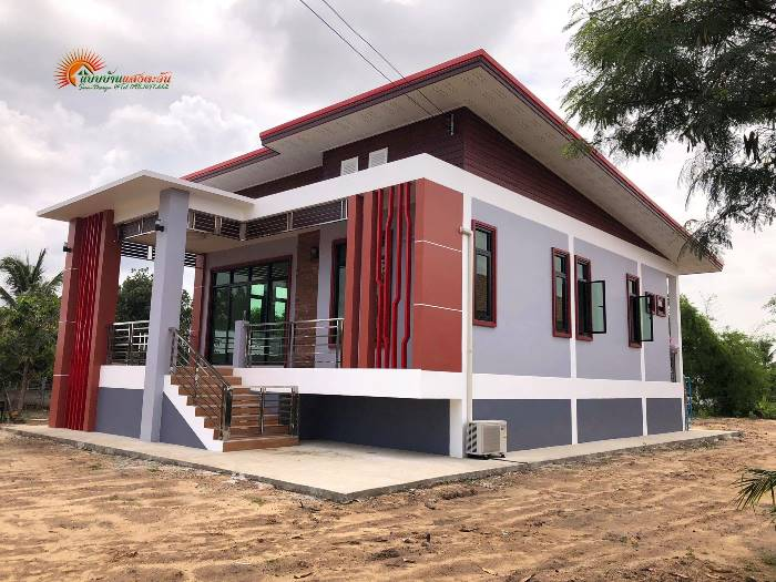 04 1 - Download Small House Modern Bungalow Roof Design Philippines Pics