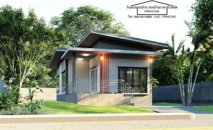 A Perfect House Design For An Elongated Lot Pinoy House Plans