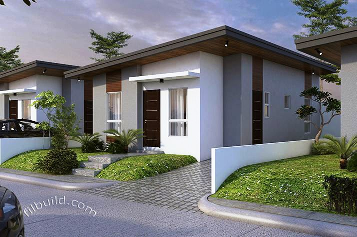 Minimalist Modern Bungalow for Beginners - Pinoy House Plans