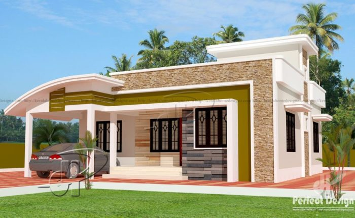 Striking Three Bedroom Bungalow With Roof Deck Pinoy