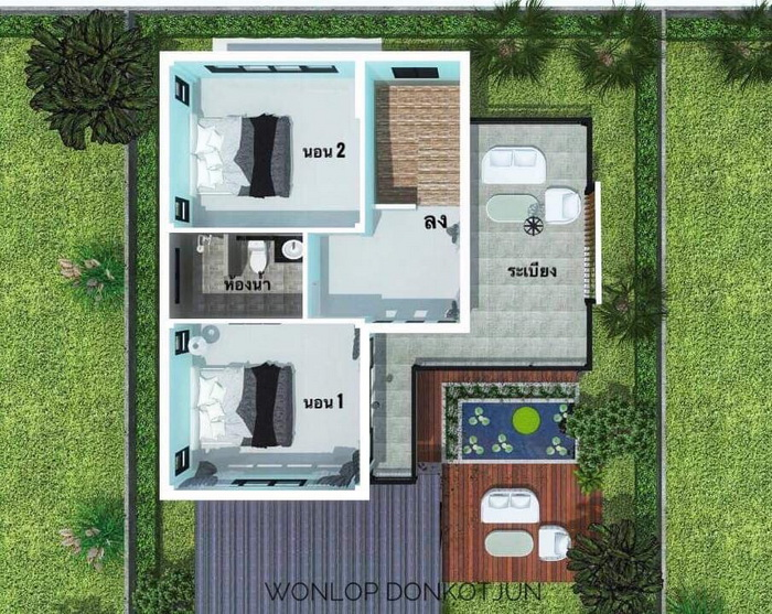 Modern Loft House 16 Pinoy Plans