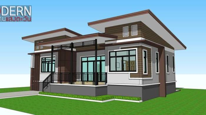 Why Build A Bungalow Check It Out To Know The Benefits Of Single Storey Homes Pinoy House Plans