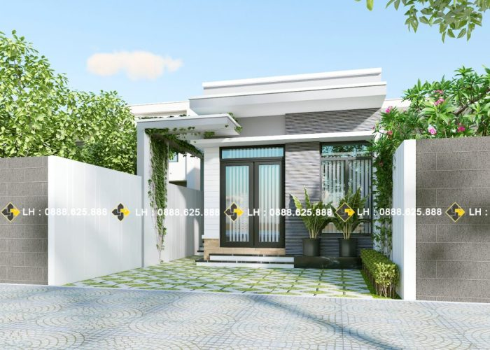 A Cozy Bungalow Design For Narrow And Elongated Lots Pinoy House Plans