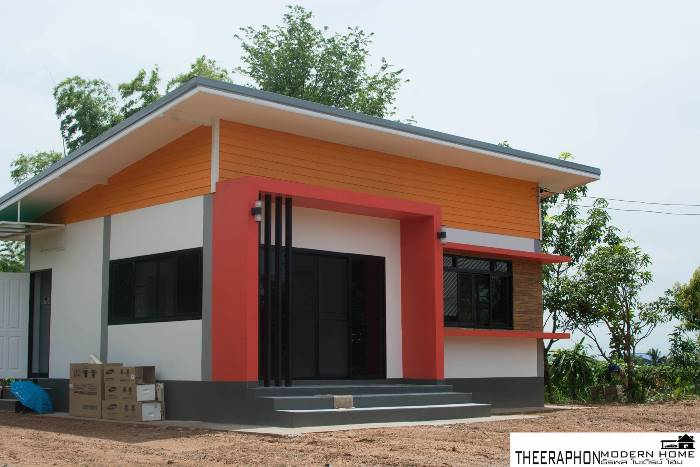 Affordable And Cozy Two Bedroom Bungalow Pinoy House Plans