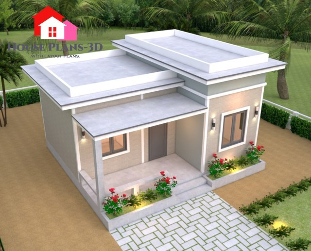 Amazing One Bedroom House Design Pinoy House Plans