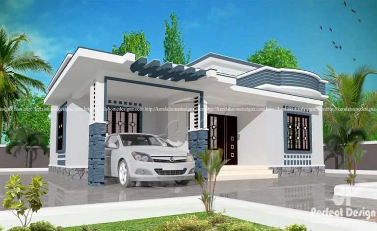 Adorable Bungalow With Two Bedrooms Pinoy House Plans