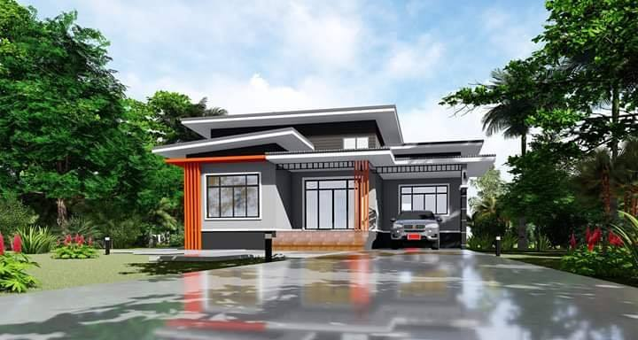 Stunning Bungalow With Three Spacious Bedrooms Pinoy House Plans